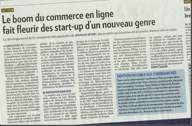 Article LA TRIBUNE compressé